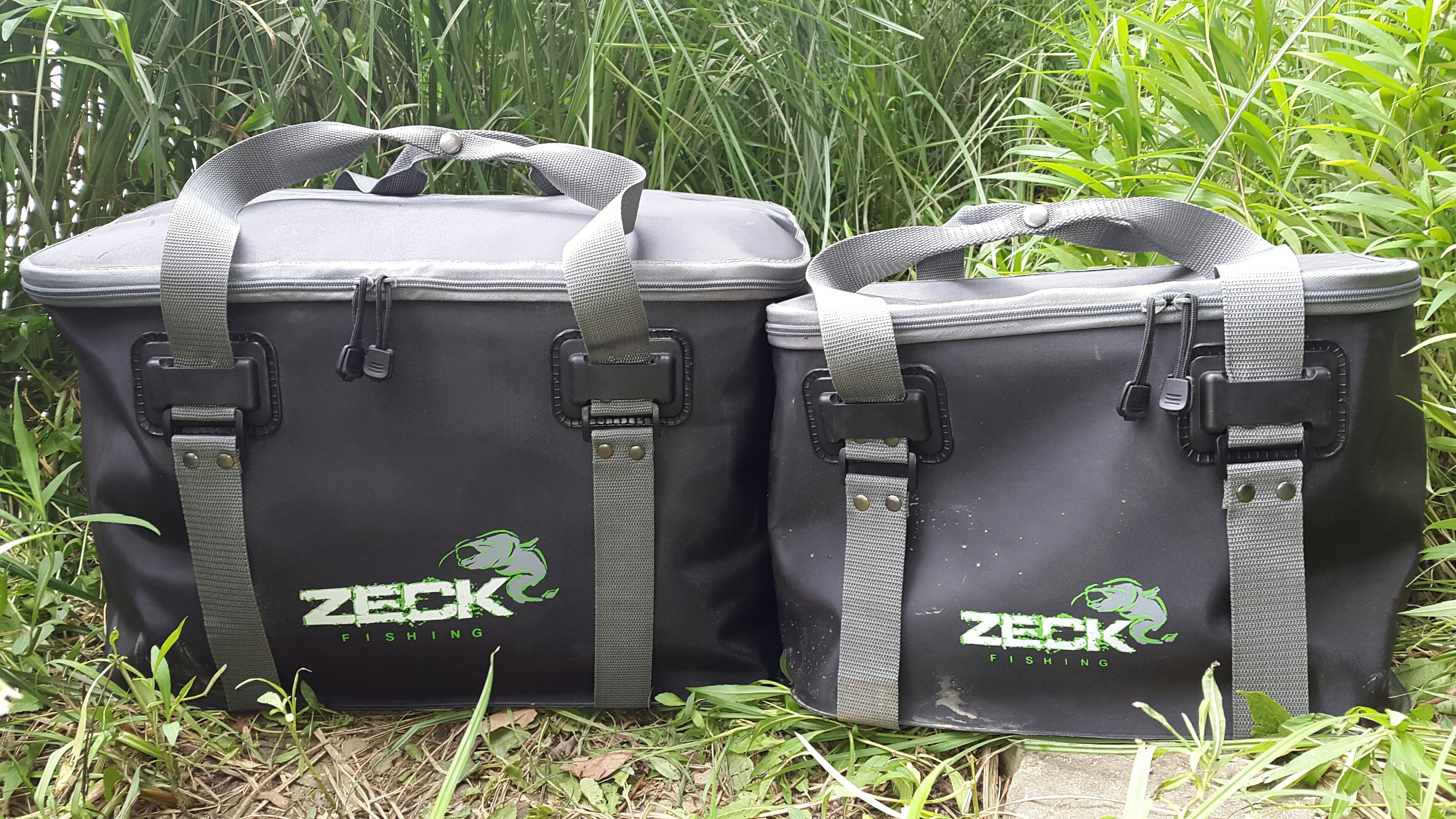 Zeck Taschen für Wallerangler